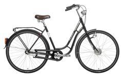 Der Wiener Fahrradhändler Faber hat die altehrwürdigen Waffenräder mit neuer Technik, aber altem Design wiederbelebt