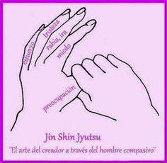 Jin Shin Jyutsu  es una  antigua terapia japonesa de contacto que puedes ejecutar tú mismo para  ayudar a balancear tu energía y em...