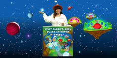 It's #Christmas time! Get a #free #ebook for your #Kindle or Kindle #App and #teach your #child about #diversity - http://kidsfunchannel.com/children-book-review-visit-alooks-cool-place-outer-space