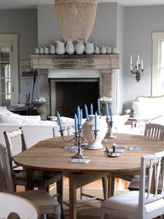 design sponge, best of fireplaces. so many to chose from, but i liked that you can WALK into this one.