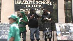 RACIST WHITEMAN CALLS BLACK PEOPLE NIGGERS - ISUPK HEBREW ISRAELITES
