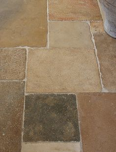 Genuine Antique Stone Tiles and Flagstones. Limestone, Marble, Jerusalem Stone with Unique Variations in Pattern, Coloration, and Patina. Sa...
