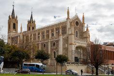 Parroquia de San Jerónimo el Real de Madrid II
