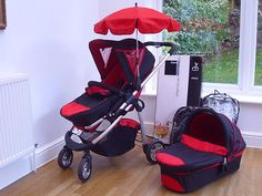 iCandy Cherry Push Chair and Pram (maxi cosi car seat compatible) |