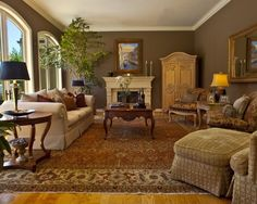 Traditional Living Room Design, Pictures, Remodel, Decor and Ideas - page 56