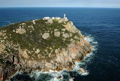 Wilsons Promontory Lighthouse, Victoria: Wilsons Promontory is the go-to spot for many Victorian bushwalkers and, at its southern end, just a few kilometres from the southernmost tip of the Australian mainland, sits this 19-metre-high lighthouse.