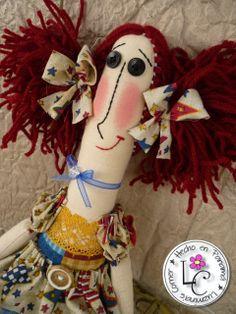Luzmina's Corner: Curso de muñequería básica para señoras 2014