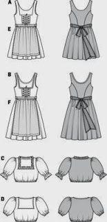 Die Liebe: O que é preciso ter em um traje típico feminino