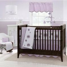 lavendar and brown baby room | ... weren't you looking for a brown and purple nursery? - In-Gender.com