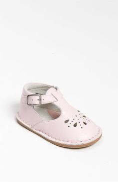 Cole Haan 'Mini' T-Strap Shoe (Baby) available at Nordstrom