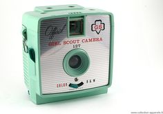 Herbert George Official Girl Scout Camera, made in USA, 1961 Photography Studio Equipment, Photography Camera, Life Photography, Antique Cameras, Old Cameras, Vintage Cameras, Box Camera, Camera Gear, Vintage Posters