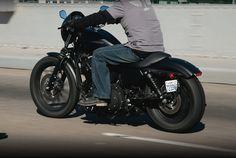 Sportster Iron 883 XL883N   Custom Motor Bikes   Harley-Davidson USA