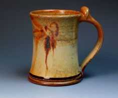 John Glick Plum Tree Pottery Prime of Their Time by MugsMostly: