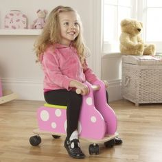 Zoomster Bunny - available direct from KidsPlayKit with Free Next Day Delivery! Come take a look at our wide range of UK made wooden toys!