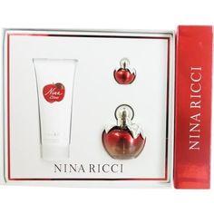 Nina Ricci Gift Set Nina L'elixir By Nina Ricci