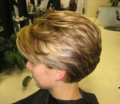 Bob Hairstyle for Older Women