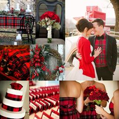 Plaid Wedding ♡ Wedding Planning #App for brides, grooms, parents & planners itunes.apple.com/...  how to organise an entire wedding, within ANY budget ♥ The Gold Wedding Planner iPhone App ♥ pinterest.com/...  for more magical wedding ideas ♡