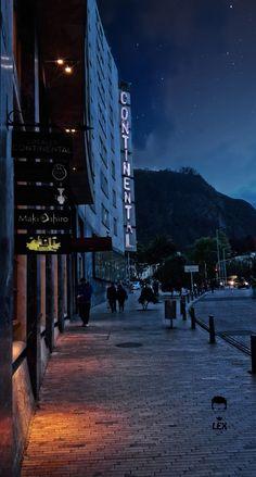 hotel Continental Bogotá Times Square, Desktop Screenshot, Travel, Design, Wallpapers, Colombia, Cities, Illustrations, Viajes