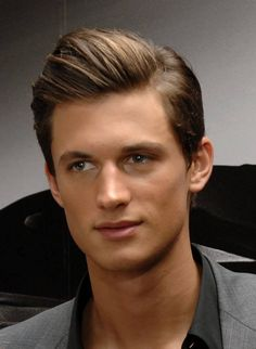 A great men's style for medium to long hair.   #mens #hair #haircuts #haircut #trend #hairstyle #hairstyles #menshairstyle #hot #trending   www.gmichaelsalon.com