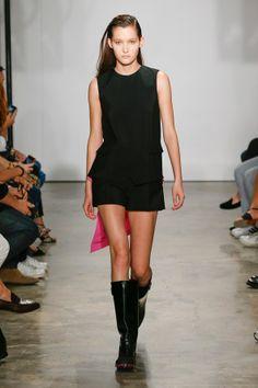 Balenciaga, pre-spring/summer 2015 fashion collection