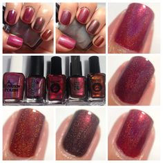 battle of the vampy holos - comparison of 20+ shades