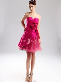 Homecoming Dresses | ... Trend Strapless Sweeheart Party Dress/homecoming Dress Tulle Skirt