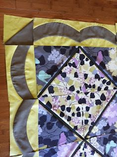 HGMR Deco Quilting