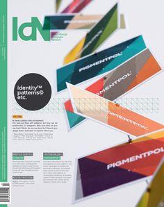 IdN v22n4: Identity & Patterns on Behance