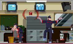 Let's do the Panic Dance! -Ghost Trick: Phantom Detective
