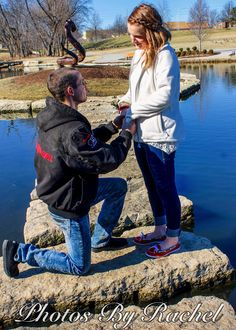 Engagement Photography: Re-enacting the moment.