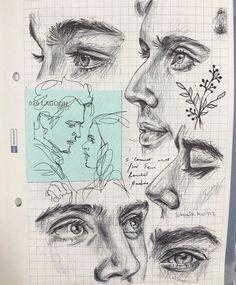 New Art Sketches Pencil Art Drawings, Art Drawings Sketches, Easy Drawings, Tattoo Drawings, Amazing Drawings, Art Journal Inspiration, Art Inspo, Gcse Art Sketchbook, Sketchbook Ideas