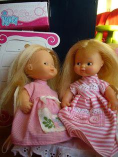 Una niña nueva en casa (2ª parte) Nostalgia, Dolls, Vintage, Home, Old Things, Infancy, Souvenirs, Sons, Toys