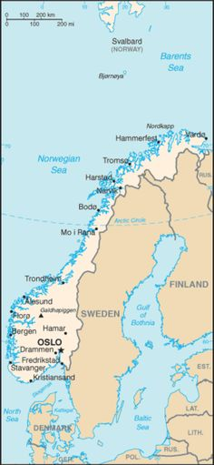 Best of Norway - Places to Visit and Things. From wildlife watching to dog-sledding, from Oslo to Svalbard, here are the essential things to see and do. Norway Facts, Norway Map, Norway Travel, Norway Oslo, Alesund, Tromso, Trondheim, Stavanger, History Of Norway