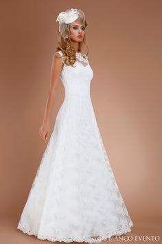 Brautkleid Bianco Evento 2015 - Modell Ninfea_1
