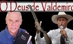 VALDEMIRO SANTIAGO diz que DEUS AMALDIÇOOU MARCELO REZENDE em sua defesa! (Cúmulo da Hipocrisia)