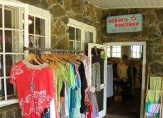 Oskar's Boutique in Kilauea Town, Kauai