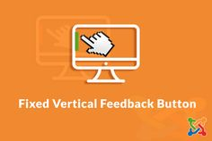 Fixed Vertical Feedback Button for Joomla