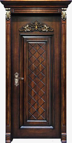 New Room Door Design Modern Wood 25 Ideas Wooden Front Door Design, Door Gate Design, Room Door Design, Door Design Interior, Wooden Front Doors, Home Design, Design Ideas, Interior Doors, Design Concepts