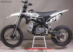 pit bike 140cc  APOLLO AGB 37-YZF