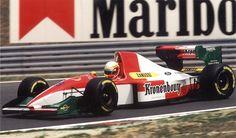 1994 Larrousse LH94 - Ford (Olivier Beretta)
