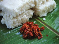 """Kiribath a traditional sri lankan dish made from rice. The word is a compound with a transparent meaning in the sinhalese language where """"Kiri"""" means milk & """"Bath"""" means rice. This is prepared by cooking rice with coconut milk. In Tamil language its called """"Paacor"""".  Kiribath recognized as a dish for auspicious occasions and served mainly during breakfast hours. Kiribath usually prepared on the first day of every month for breakfast and a very important dish during Sinhalese & Tamil New…"""