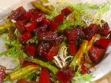 A beet recipe to try.