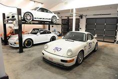 62 Trendy ideas cool cars for men garage Garage Lift, Garage Shop, Garage House, Dream Garage, Car Storage, Garage Storage, Garage Organization, Cool Car Stickers, Car Bedroom