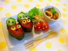 Sushi Gachapin & Mook