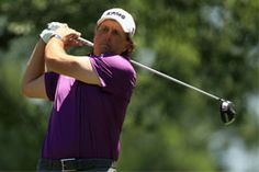 Phil Mickelson-He's hot, loaded, and could give me golf lessons........