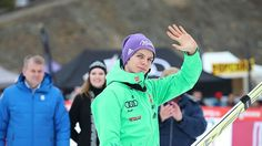 Ski Flying World Cup in Vikersund, Norway - Individual Competition - FIS-SKI Andreas Wellinger, Ski Jumping, Skiing, Competition, Rain Jacket, Windbreaker, Celebrities, Jackets, Ski