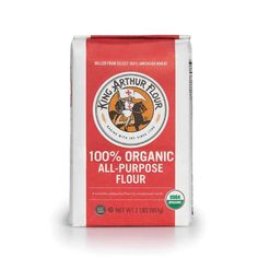 King Arthur Flour- Organic Unbleached All-Purpose Flour