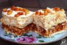 Ciasto biały lion - bez pieczenia!