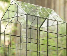 vas-geometric-terariu-sticla-casuta-mozaic-natura-muchii-negre-greenarium Outdoor Structures, Vintage, Vintage Comics