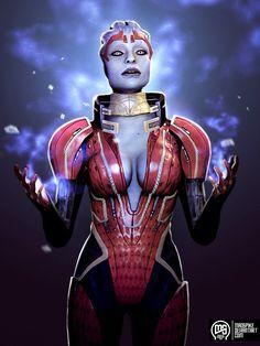 More Mass Effect art